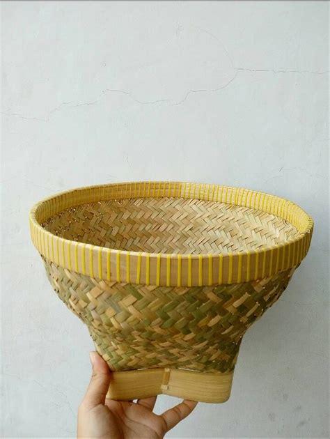 mewarnai gambar nasi di bakul