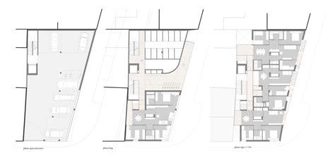 caruso casa augusta terradas arquitectos gt edificio de viviendas en via