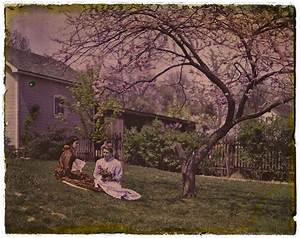 Life in Early Color Photography ~ Vintage Everyday