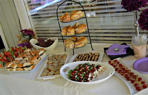 food ideas for bridal shower bridal shower ahealthyhappyhome