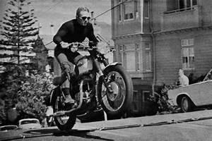 Steve McQueen   Author Tony Piazza