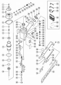 Hitachi Nt65ma2 Parts List