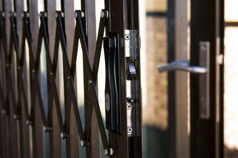 retractable security doors blinds folding doors