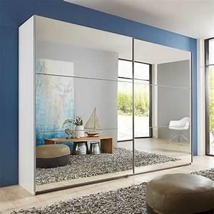 Kleiderschrank 2 50 Meter Hoch : schiebet ren f r kleiderschrank mit spiegel f r ~ Michelbontemps.com Haus und Dekorationen