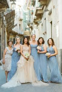 amsale bridesmaids amsale bridesmaid dresses photos brides