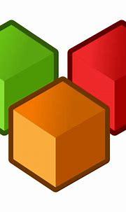 Cubes vector clip art | Free SVG