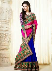 designer saree style designer embroidery sarees lovesx3