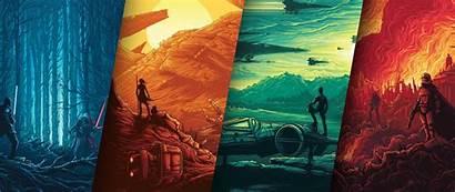 Wars Star 4k Poster Wallpapers Af Resolution