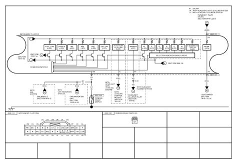 1995 Gmc Instrument Cluster Wiring Diagram by Repair Guides Instrument Cluster 2005 Instrument