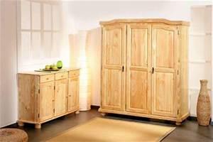 Kleiderschrank Massivholz Kiefer : kleiderschrank kiefer massivholz bari grano kaufen bei eh m bel ~ Watch28wear.com Haus und Dekorationen