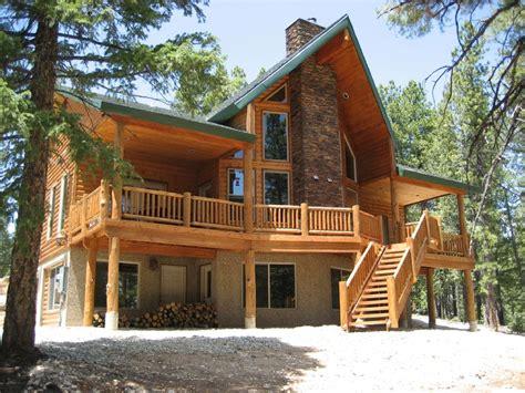 cabins for rent in utah luxury duck creek pines cabin backs national vrbo