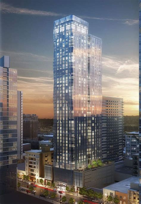 story  michigan avenue apartment tower lands full