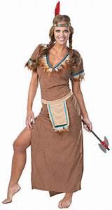 Costume D Indien : d guisement indienne jupe sexy fendue et d collet id e costume indien carnaval pour femme ~ Dode.kayakingforconservation.com Idées de Décoration