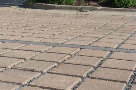 porous pavers pervious pavers reduce your stormwater