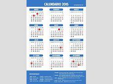 Calendario laboral 2015 Empleo