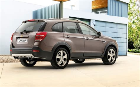 Review Chevrolet Captiva by 2015 Chevrolet Captiva Review Prices Specs