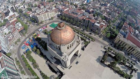 volando sobre mexico en drone  monumento  la revolucion gopro hero   youtube