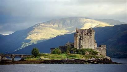 Eilean Donan Castle Grace Castles Amazing Florilegium