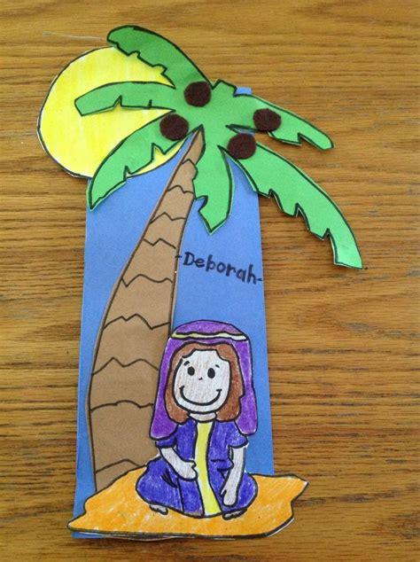 bible school craft ideas 60 best images about deborah the judge on 3446