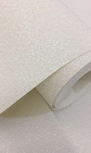 Carat Glitter Wallpaper White P+S 13348-80 | Glitter ...