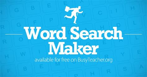 create   word search puzzles    word