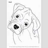 Pencil Drawings Of Puppies Easy | 599 x 846 png 85kB