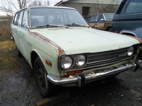Datsun 510 For Sale Nc by 1972 Datsun 510 Wagon For Sale By Owner In Asheville