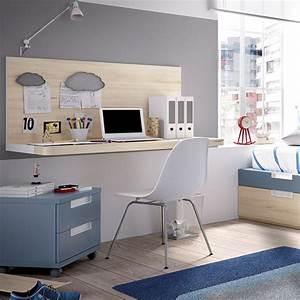 Bureau Ado Fille : bureau ado trendy emejing bureau pour chambre ado ~ Melissatoandfro.com Idées de Décoration