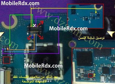 touch l not working rex s5222r touchscreen problem repair solution