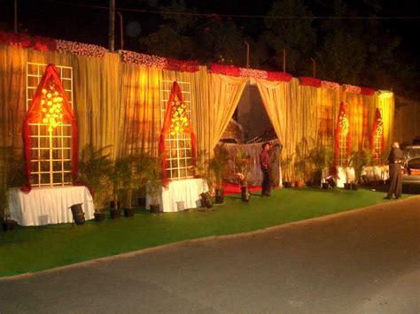event bazaar lighting decoration