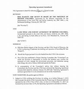 11 operating agreement templates free sample example for Operating agreement amendment template