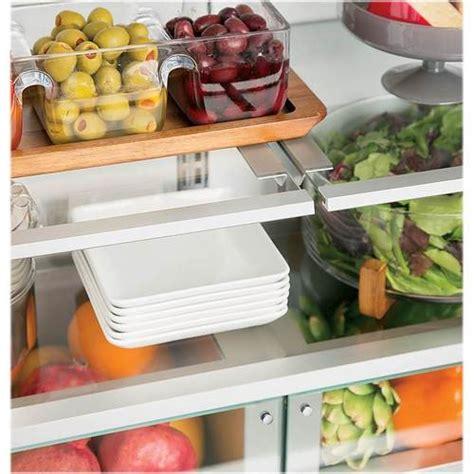 monogram  cu ft french door built  refrigerator  pacific sales