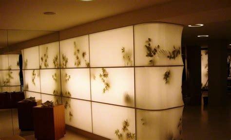 backlit decorative wall panel barrisol light barrisol