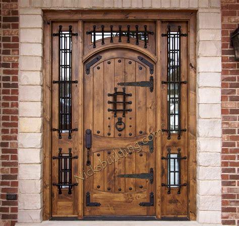 solid wood interior doors home depot rustic doors exterior alder doors arch top door