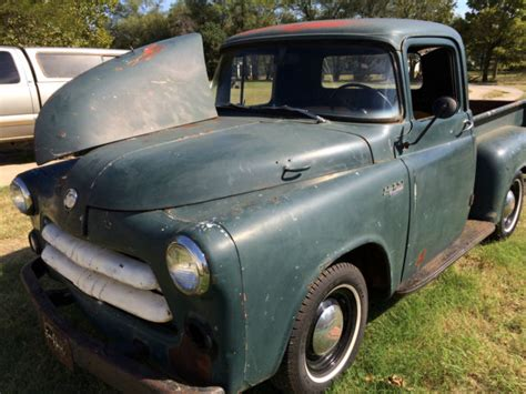 1955 Dodge Truck Shortbed 12 Ton Job Rated C1 Series For
