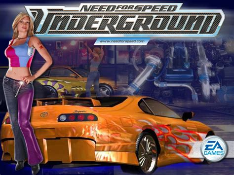speed underground   pc game