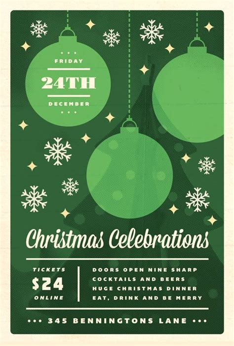25 best ideas about christmas poster on pinterest christmas flyer christmas graphic design