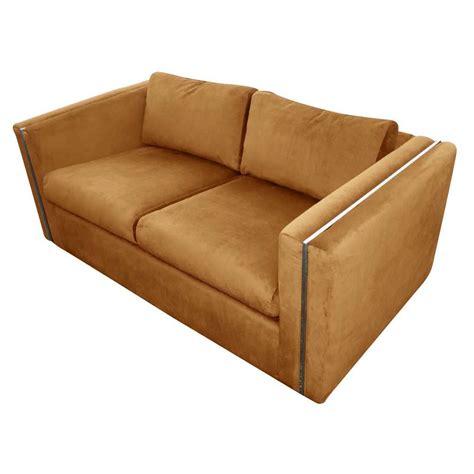 ebay settees vintage milo baughman thayer coggin settee sofa ebay