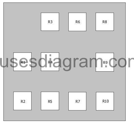 95 Hyundai Accent Fuse Box Diagram by Fuse Box Hyundai Accent 1994 1999