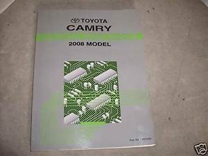 2008 Toyota Camry Electrical Wiring Diagram Service Repair