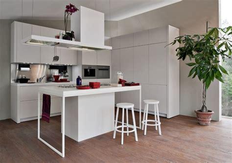 petit ilot pour cuisine cuisine en l moderne avec îlot en 108 photos magnifiques