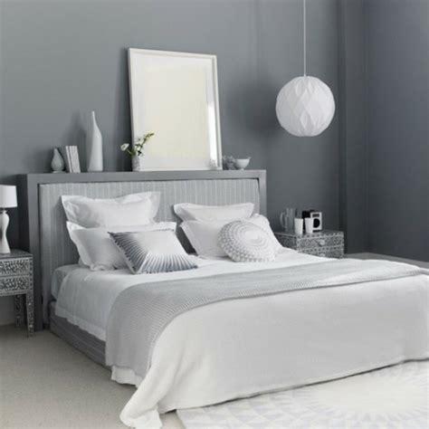Wandfarbe Grau Weiß schlafzimmer wandfarbe ideen in 140 fotos archzine net