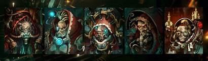 Mechanicus Warhammer Omnissiah Codex Pc Steam Library