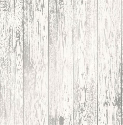 Shabby Chic Holz by White Wood Wallpaper Loft Panel With Silver Shabby Chic
