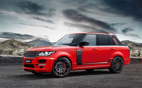range rover 2015 startech range rover pickup wallpaper hd car wallpapers