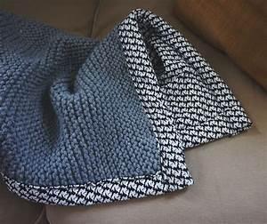 Petite Couverture Bébé : tricoter une petite couverture pour bebe nos conseils ~ Teatrodelosmanantiales.com Idées de Décoration