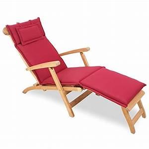 rot liegestuhle und weitere gartenmobel gunstig online With französischer balkon mit sun garden sonnenschirm bezug