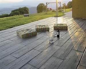 Terrassenplatten Holzoptik Beton : wettemann gmbh holzoptik platten ~ A.2002-acura-tl-radio.info Haus und Dekorationen