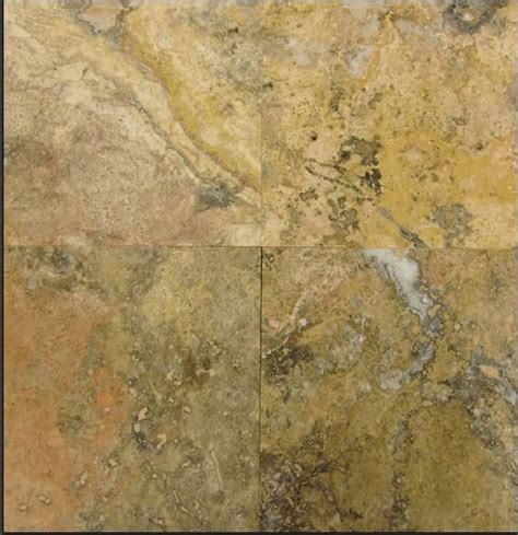 Scabos Travertine Floor Tile by Scabos Travertine Houston 18 X18