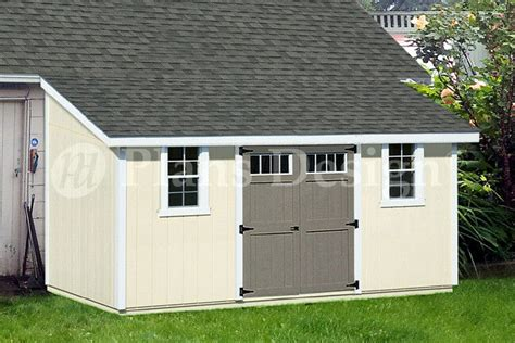 shed plans 10 x 16 10 x 16 outdoor structure building storage shed plans